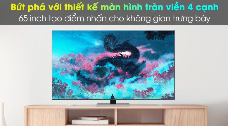 Thiết kế - Smart Tivi Neo QLED 4K 65 inch Samsung QA65QN85A