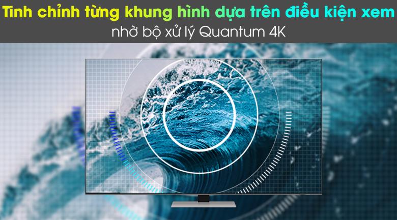 Bộ xử lý Quantum 4K - Smart Tivi Neo QLED 4K 65 inch Samsung QA65QN85A