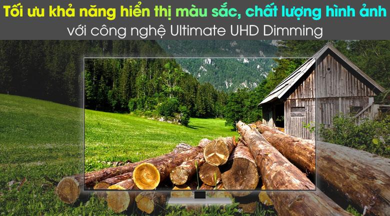 Ultimate UHD Dimming - Smart Tivi Neo QLED 4K 65 inch Samsung QA65QN85A
