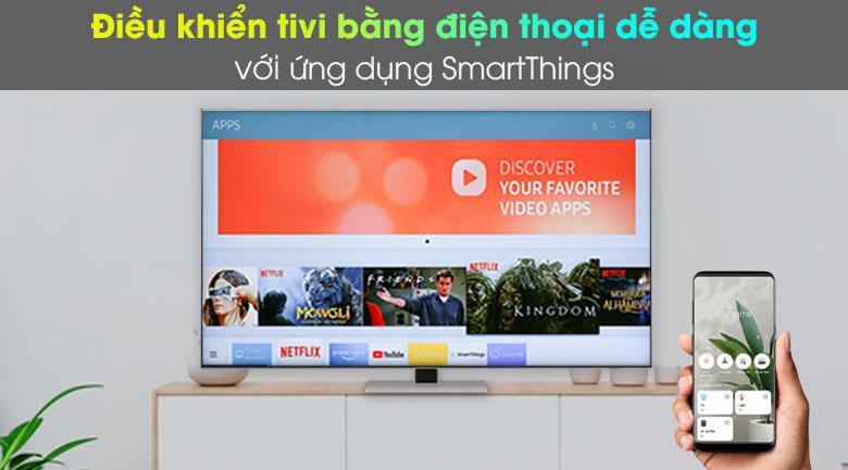 SmartThings - Smart Tivi Neo QLED 4K 65 inch Samsung QA65QN85A