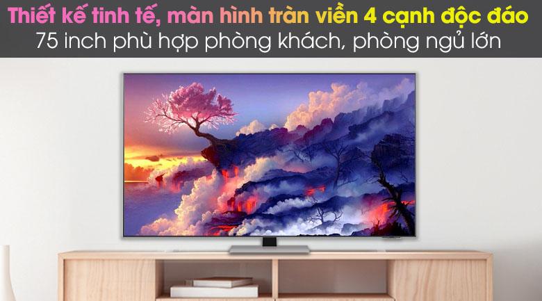 Thiết kế - Smart Tivi Neo QLED 4K 75 inch Samsung QA75QN85A