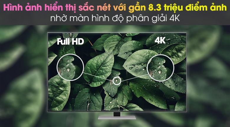 Độ phân giải 4K - Smart Tivi Neo QLED 4K 75 inch Samsung QA75QN85A