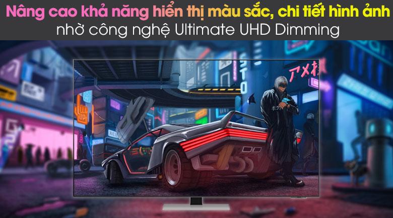 Ultimate UHD Dimming - Smart Tivi Neo QLED 4K 75 inch Samsung QA75QN85A