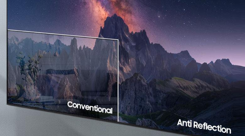 Smart Tivi Neo QLED 4K 85 inch Samsung QA85QN85A - Anti-Reflection