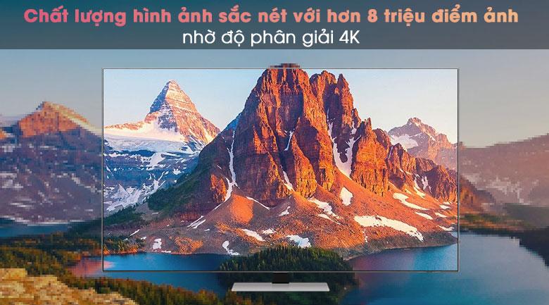 Smart Tivi Neo QLED 4K 85 inch Samsung QA85QN85A - 4K