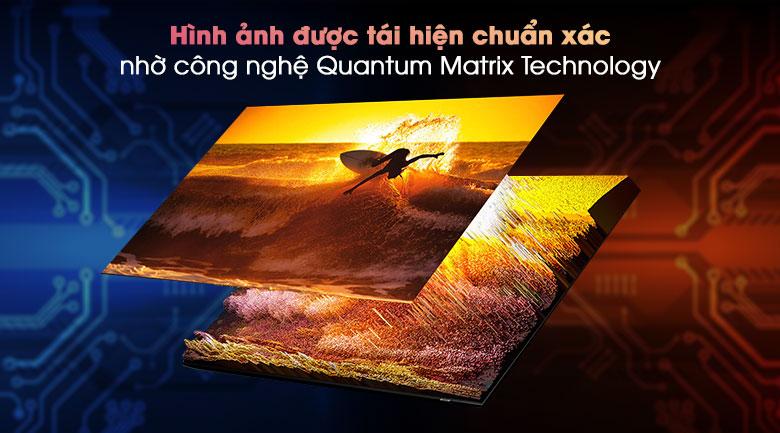 Smart Tivi Neo QLED 4K 85 inch Samsung QA85QN85A - Quantum Matrix Technology