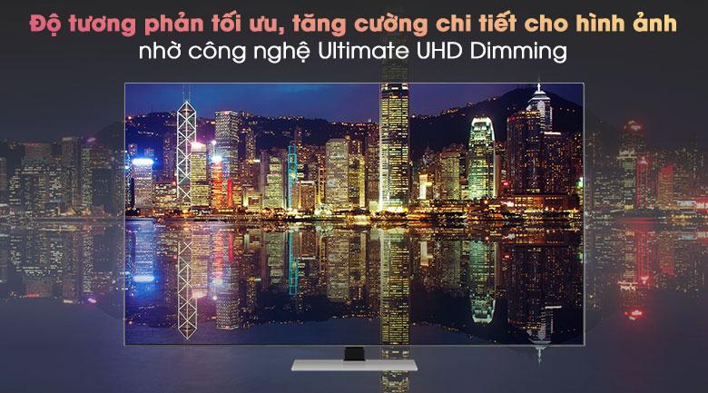 Smart Tivi Neo QLED 4K 85 inch Samsung QA85QN85A - Ultimate UHD Dimming