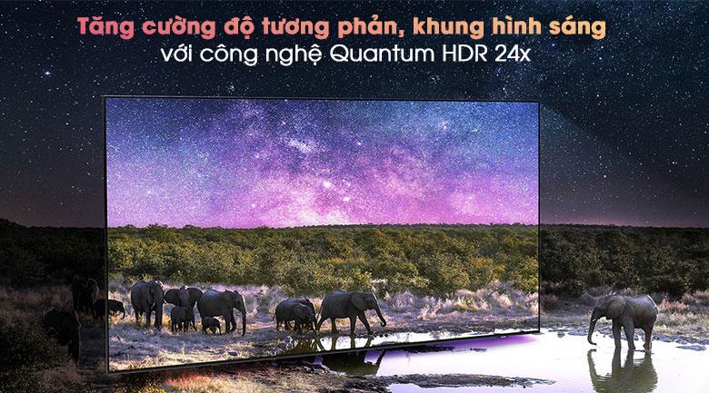 Smart Tivi Neo QLED 4K 85 inch Samsung QA85QN85A - HDR