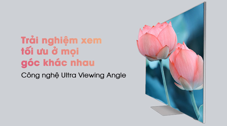Smart Tivi Neo QLED 4K 85 inch Samsung QA85QN85A - Ultra Viewing Angle