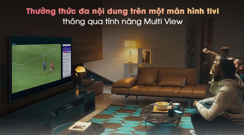 Smart Tivi Neo QLED 4K 85 inch Samsung QA85QN85A - Multi View