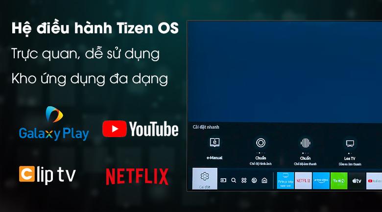 Smart Tivi Neo QLED 4K 85 inch Samsung QA85QN85A - Hệ điều hành