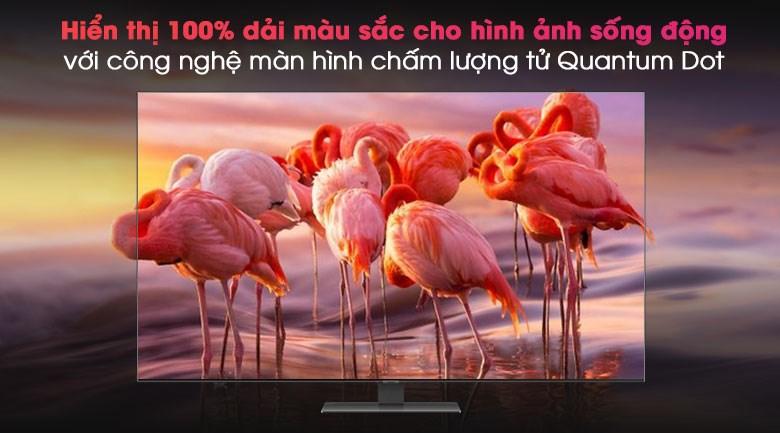 Smart Tivi QLED 4K 50 inch Samsung QA50Q80A - QLED