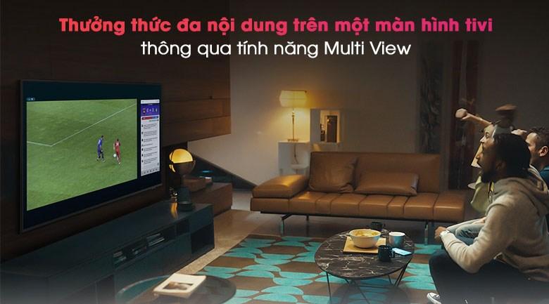 Smart Tivi QLED 4K 50 inch Samsung QA50Q80A - Multi View