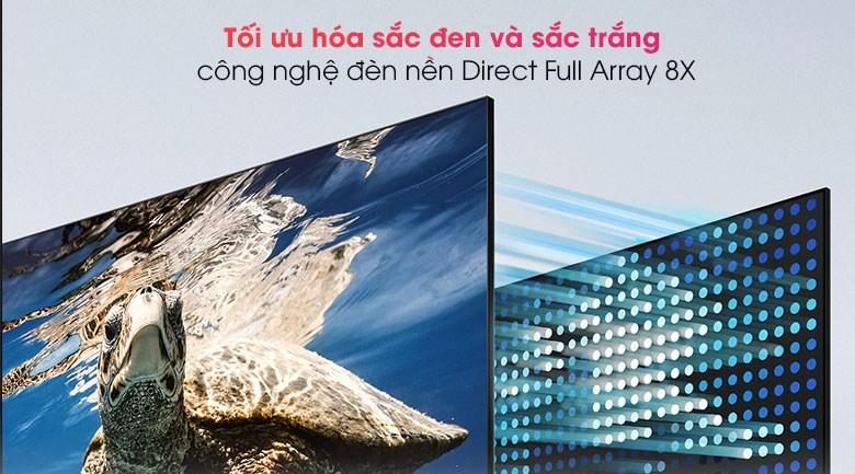 Smart Tivi QLED 4K 50 inch Samsung QA50Q80A - Direct Full Array