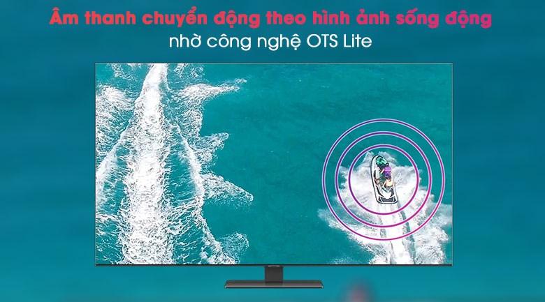 Smart Tivi QLED 4K 50 inch Samsung QA50Q80A - OTS Lite