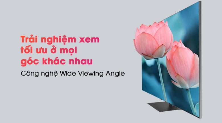 Smart Tivi QLED 4K 50 inch Samsung QA50Q80A -  WVA