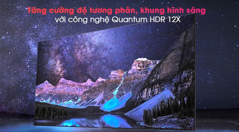 Smart Tivi QLED 4K 50 inch Samsung QA50Q80A - Quantum HDR 12X