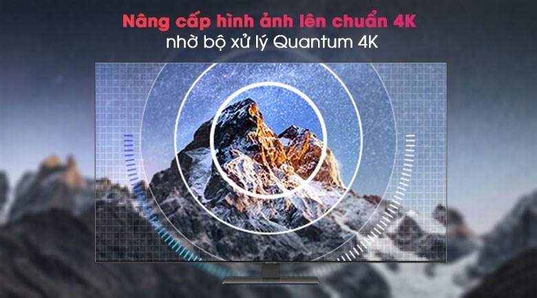 Smart Tivi QLED 4K 50 inch Samsung QA50Q80A - Quantum 4K