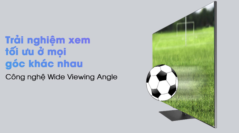 Smart Tivi QLED 4K 65 inch Samsung QA65Q80A - WVA