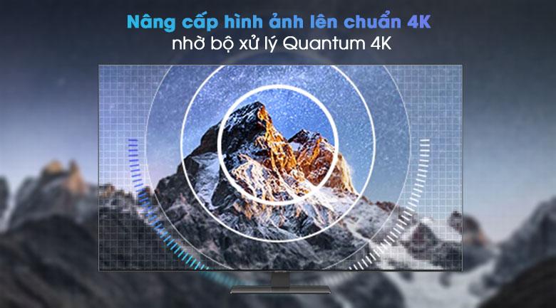 Smart Tivi QLED 4K 55 inch Samsung QA55Q80A - Quantum 4K