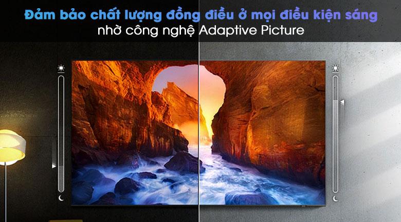 Smart Tivi QLED 4K 65 inch Samsung QA65Q80A - Adaptive Picture