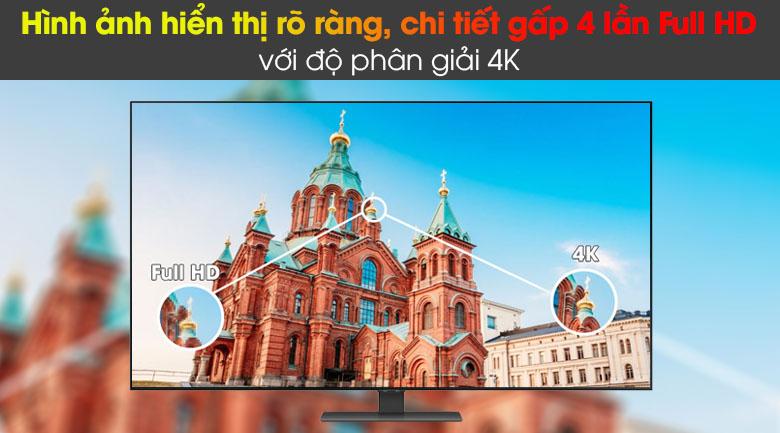 Smart Tivi QLED 4K 65 inch Samsung QA65Q80A - 4K