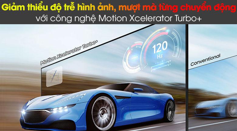 Smart Tivi QLED 4K 65 inch Samsung QA65Q80A - Motion Xcelerator Turbo+