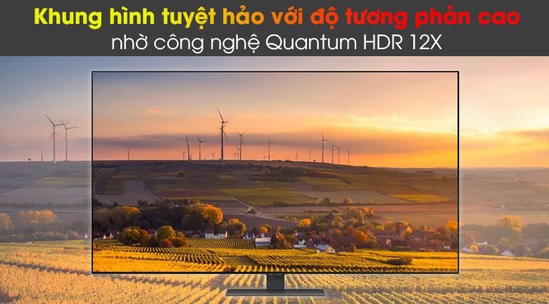 Smart Tivi QLED 4K 65 inch Samsung QA65Q80A - Quantum HDR