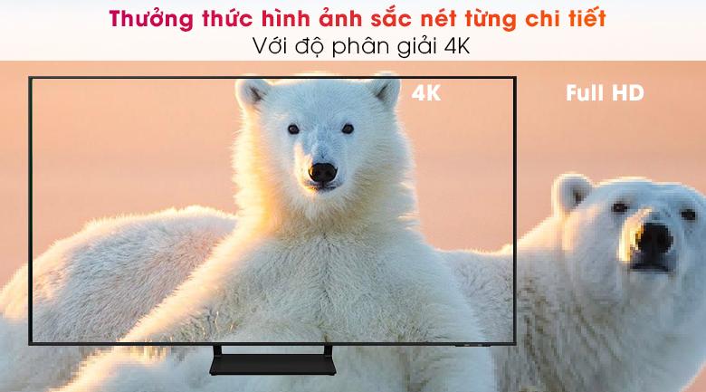 Smart Tivi QLED 4K 55 inch Samsung QA55Q70A  - 4K