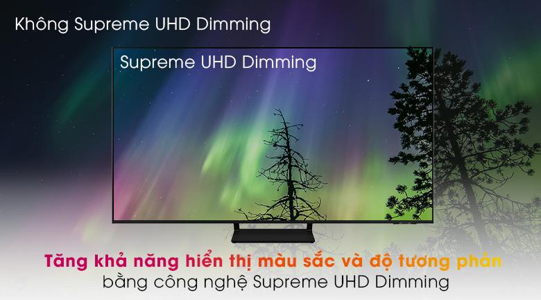 Smart Tivi QLED 4K 55 inch Samsung QA55Q70A  - Supreme UHD Dimming