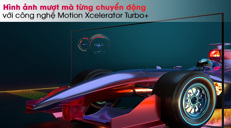Smart Tivi QLED 4K 55 inch Samsung QA55Q70A  - Motion Xcelerator Turbo+