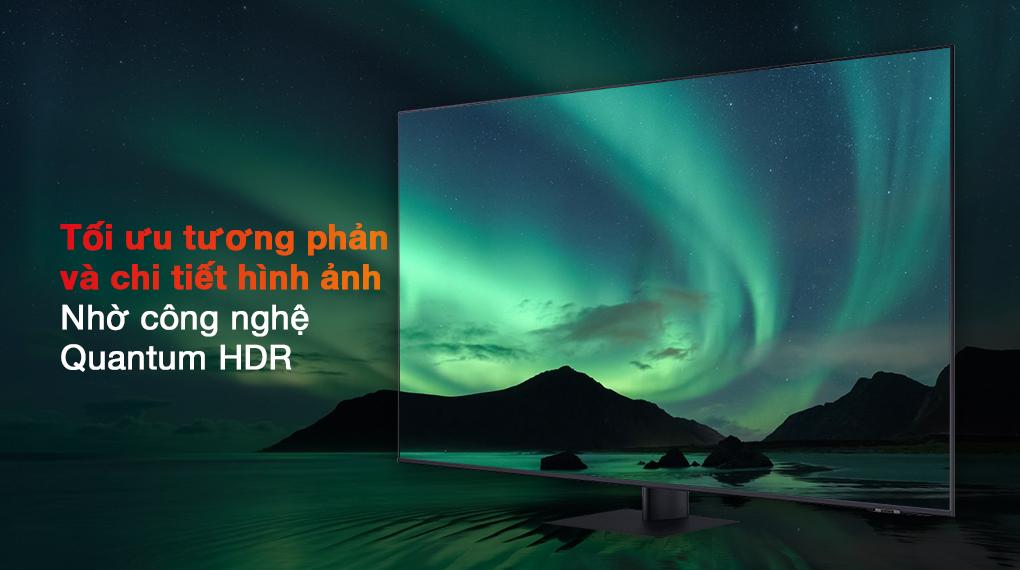 Smart Tivi QLED 4K 55 inch Samsung QA55Q70A Quantum HDR