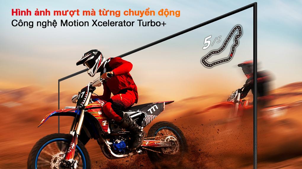 Smart Tivi QLED 4K 55 inch Samsung QA55Q70A Motion Xcelerator Turbo +