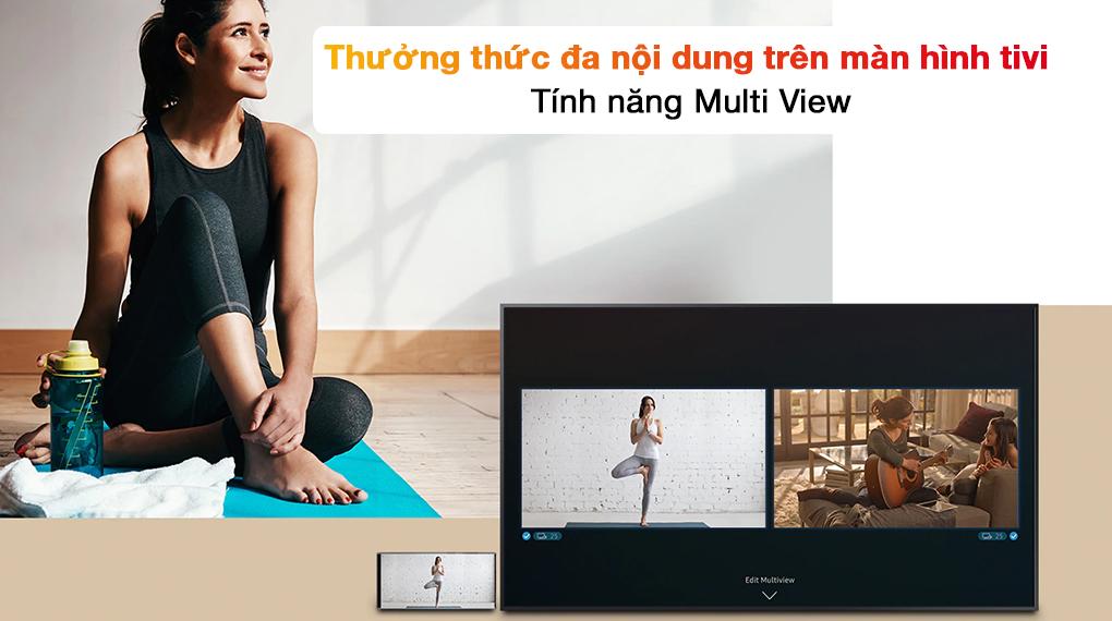 Smart Tivi QLED 4K 55 inch Samsung QA55Q70A Multi View