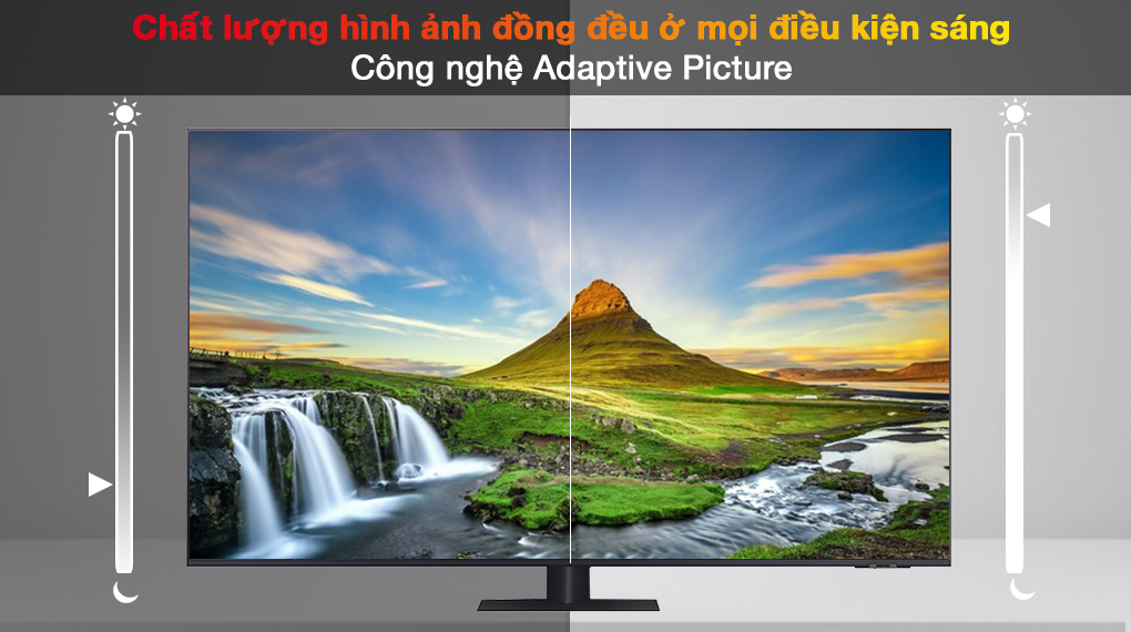 Smart Tivi QLED 4K 55 inch Samsung QA55Q70A Adaptive Picture