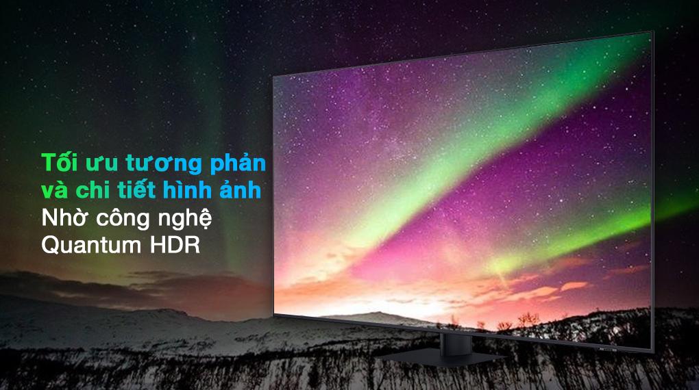 Smart Tivi QLED 4K 65 inch Samsung QA65Q70A Quantum HDR