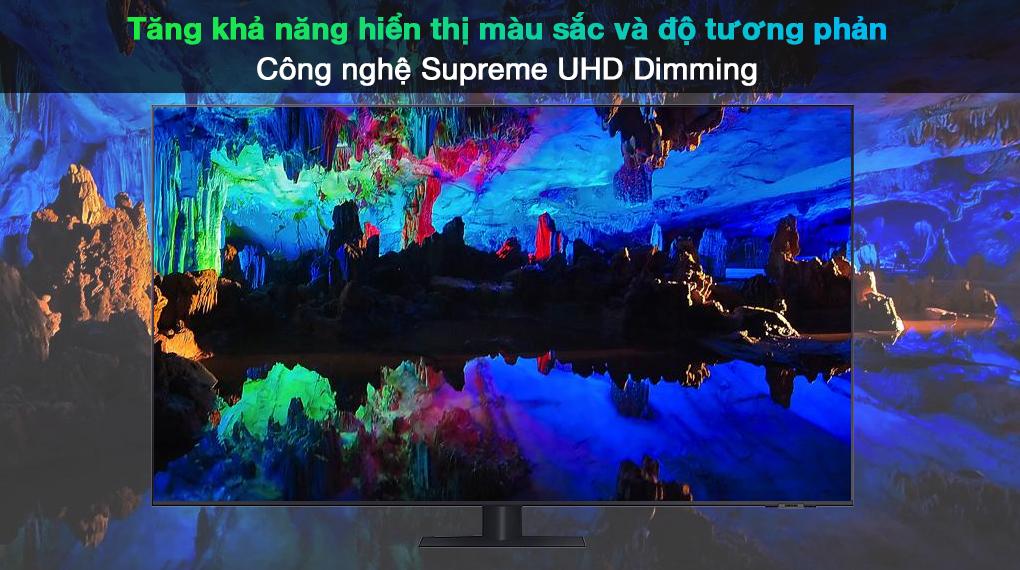 Smart Tivi QLED 4K 65 inch Samsung QA65Q70A Supreme UHD