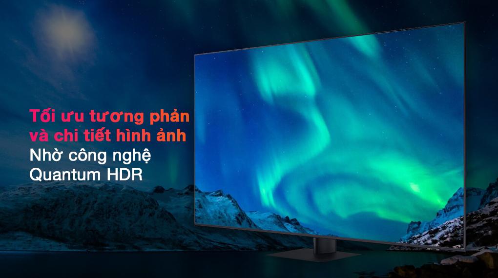 Smart Tivi QLED 4K 75 inch Samsung QA75Q70A - Quantum HDR