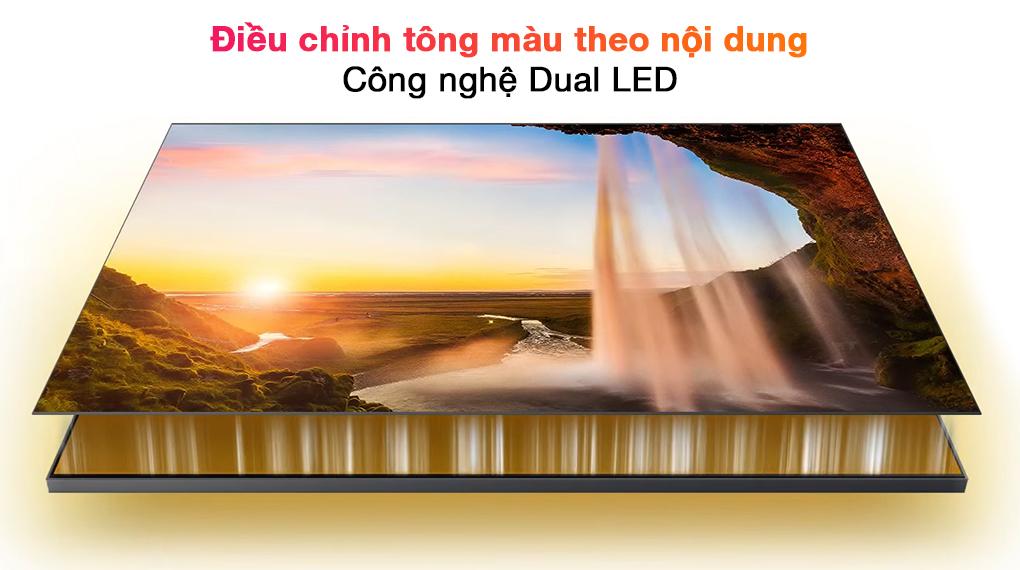 Smart Tivi QLED 4K 75 inch Samsung QA75Q70A - Dual LED