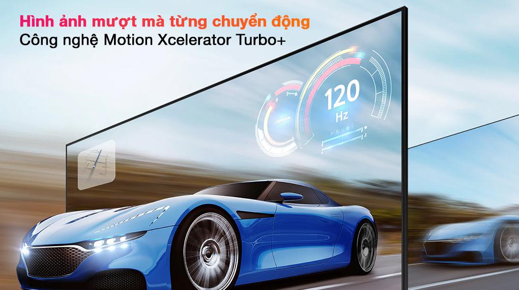 Smart Tivi QLED 4K 75 inch Samsung QA75Q70A - Xcelerator Turbo+