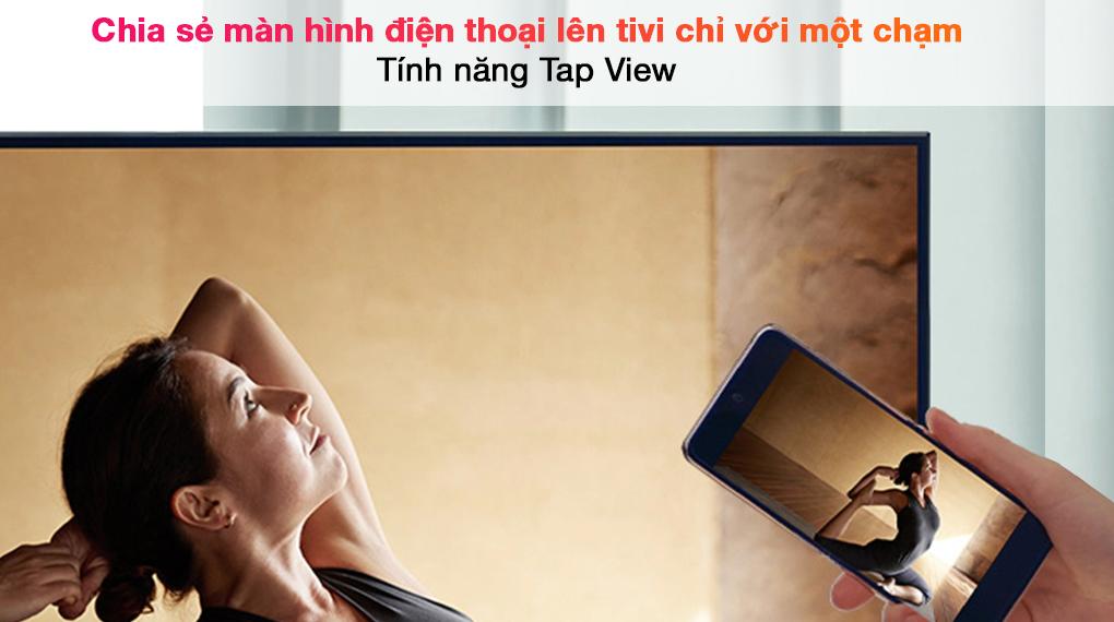 Smart Tivi QLED 4K 75 inch Samsung QA75Q70A - TapView