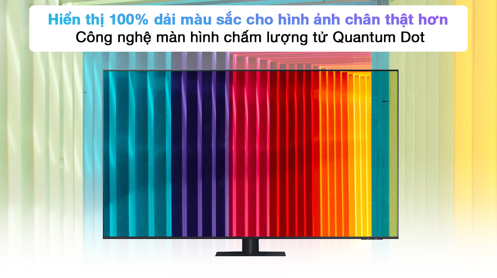 Smart Tivi QLED 4K 85 inch Samsung QA85Q70A  - Quantum Dot