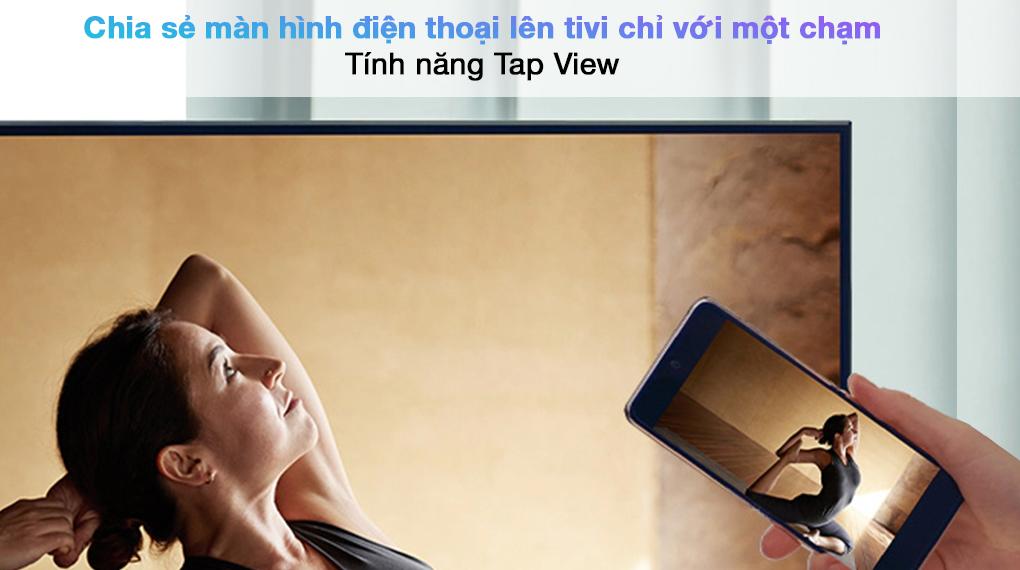 Smart Tivi QLED 4K 85 inch Samsung QA85Q70A  - TapView
