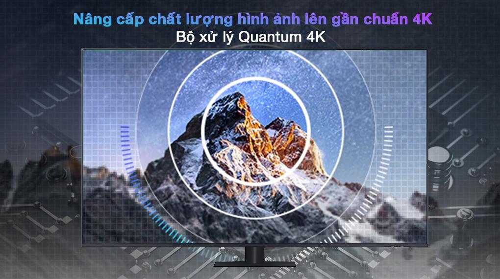 Smart Tivi QLED 4K 85 inch Samsung QA85Q70A - Quantum 4K