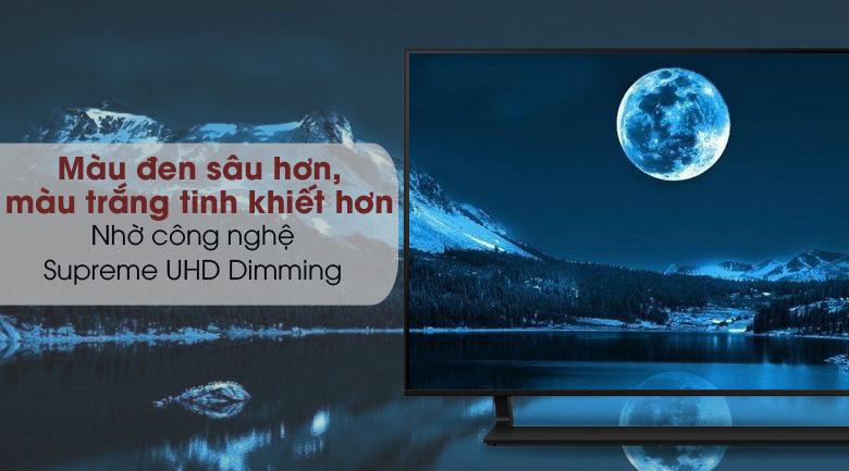 Smart Tivi QLED 4K 43 inch Samsung QA43Q65A - Supreme UHD Dimming