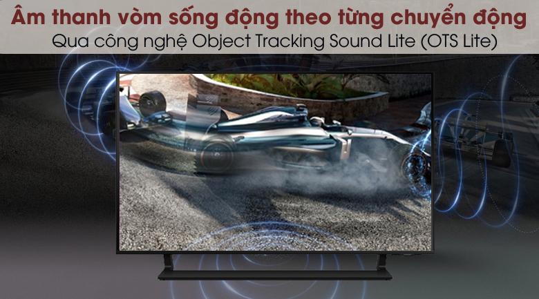 Smart Tivi QLED 4K 43 inch Samsung QA43Q65A - OTS Lite