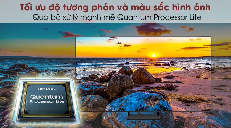 Smart Tivi QLED 4K 43 inch Samsung QA43Q65A - Quantum Lite