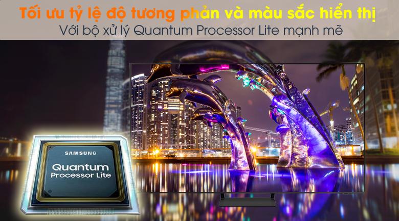 Quantum Processor Lite - Smart Tivi QLED 4K 50 inch Samsung QA50Q65A