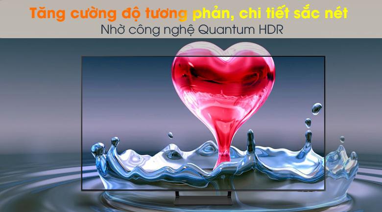 Quantum HDR - Smart Tivi QLED 4K 50 inch Samsung QA50Q65A