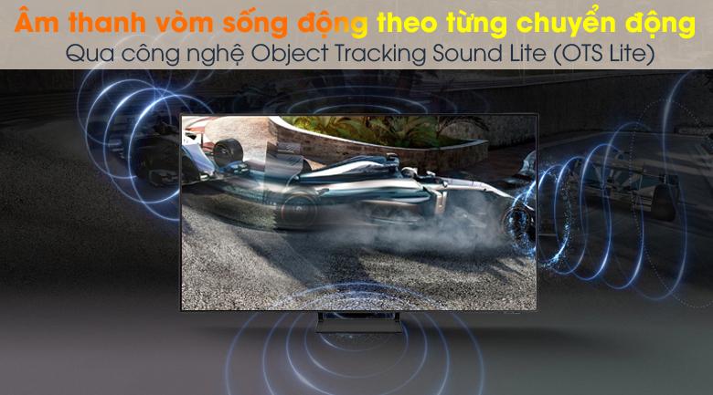 Object Tracking Sound Lite (OTS Lite) - Smart Tivi QLED 4K 50 inch Samsung QA50Q65A